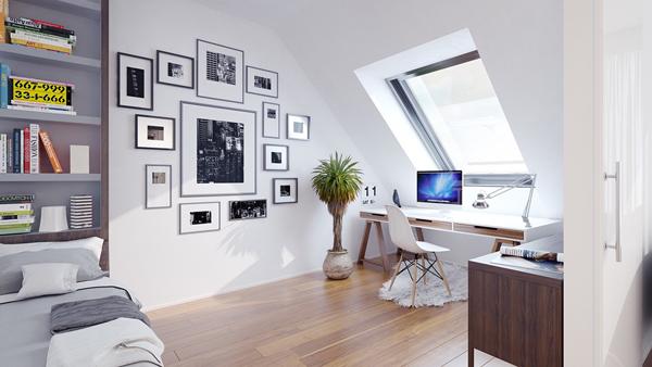 monochromatic-scandinavian-workspace-with-sky-lights