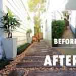 Review : แบ่งปันการจัดสวน พื้นที่แคบยาวในรั้วบ้าน สร้างเป็นพื้นที่พักผ่อนสุดชิลล์