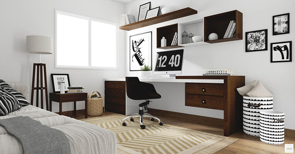 neutral-wood-scandinavian-workspace