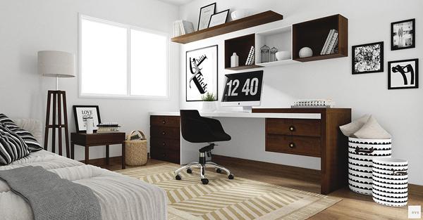neutral-wood-scandinavian-workspace