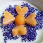 """ชวนทำของหวาน """"สาคูเมล่อนนมสด"""" สีสันสดใส ขนมไทยแสนอร่อย"""