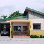 บ้านเดี่ยวร่วมสมัย หลังคาทรงเพิงฯ ขนาดเล็กๆ 3 ห้องนอน 2 ห้องน้ำ โดนใจคนไทยสมัยใหม่
