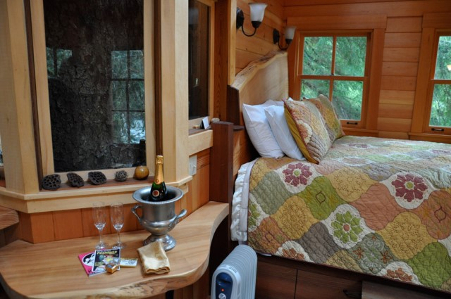 tree house ideas for the garden home (1)