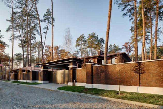 two storey modern House villas style  (13)