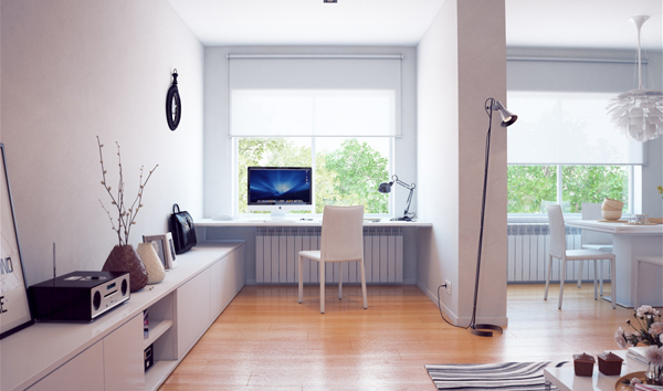 white-scandinavian-workspace-with-open-windows