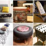 35 ไอเดีย เก้าอี้ DIY สร้างของใช้ภายในบ้านแบบเรียบง่าย น่าใช้งาน