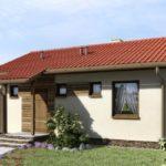 บ้านสวนขนาดเล็ก 2 ห้องนอน 1 ห้องน้ำ ออกแบบเรียบง่าย อยู่ในงบ 4 แสนบาท