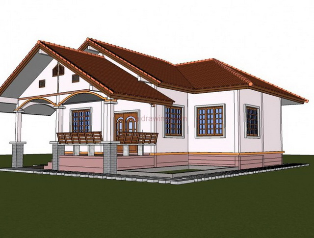 1-storey-2-bedroom-gable-hip-contemporary-house-4