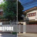 Review : รีโนเวทบ้านเก่ามือสองสภาพโทรม ให้สวยน่าอยู่เหมือนสร้างใหม่ กลายเป็นวิมานแสนสุข