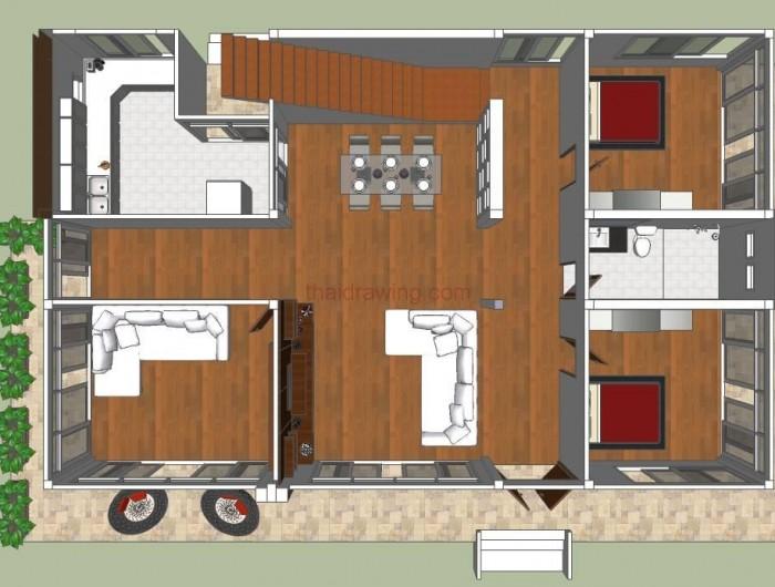 2-storey-modern-glass-wall-house-plan-7