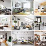 43 ห้องนั่งเล่นต้นแบบ ที่ตกแต่งในโทนสว่าง สไตล์แสกนดิเนเวีย สร้างความโปร่งโล่งแก่ภายในบ้าน