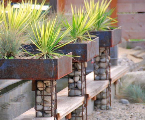 30-gabion-wall-ideas-for-garden-9