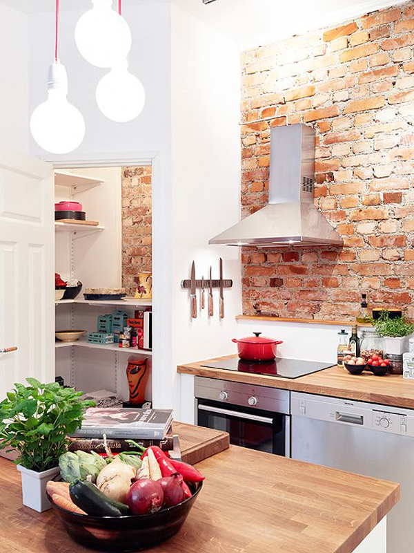 33-minimalist-kitchens-with-exposed-brick-walls-13