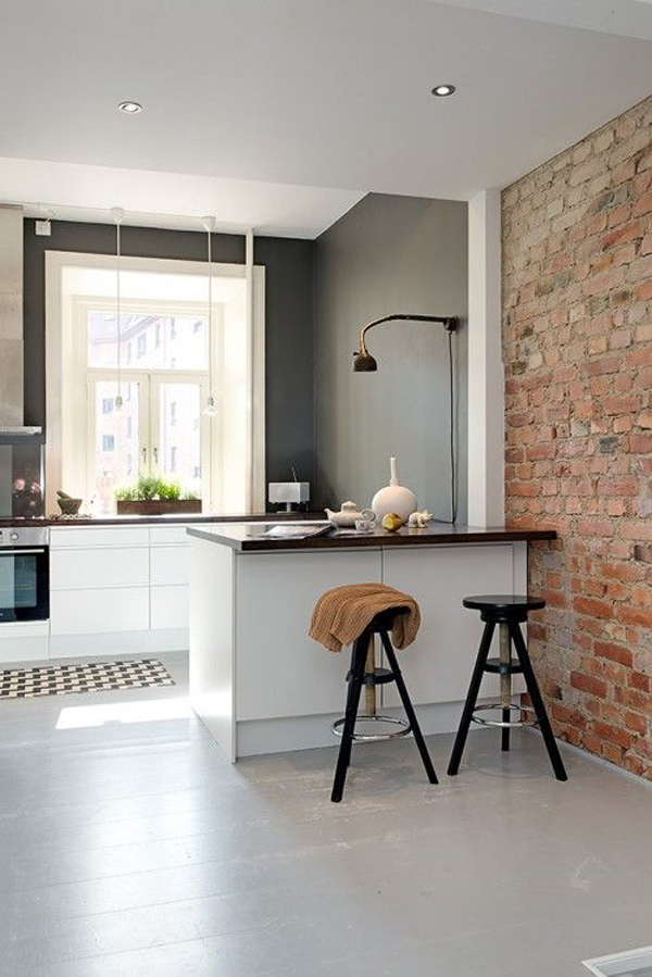 33-minimalist-kitchens-with-exposed-brick-walls-19