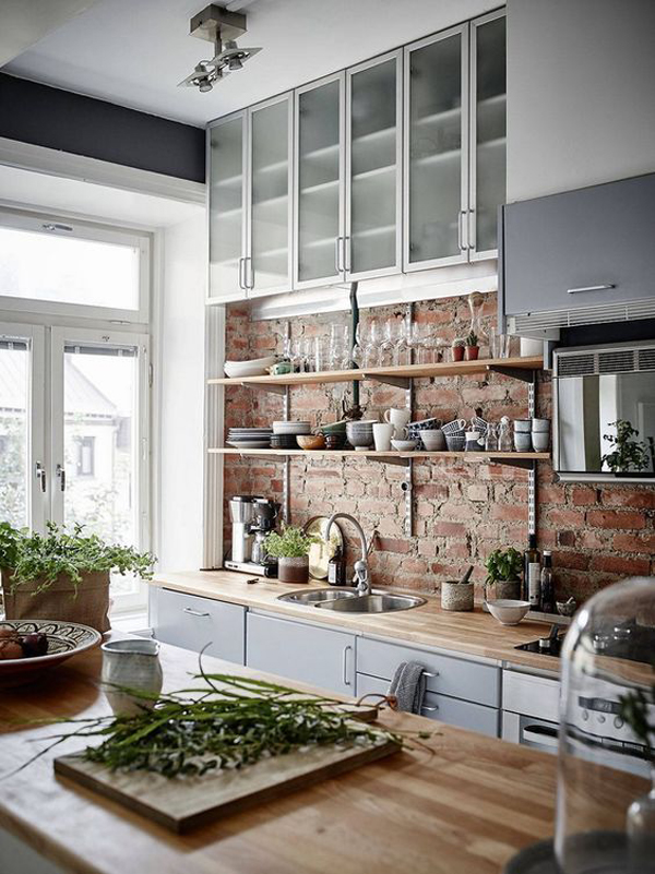 33-minimalist-kitchens-with-exposed-brick-walls-23