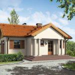 บ้านขนาดเล็กๆ 2 ห้องนอน 1 ห้องน้ำ กับบรรยากาศแบบบ้านท้ายสวน