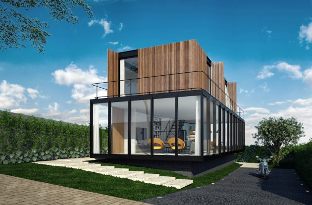 modern-house-twotones-of-steel-and-wood-2