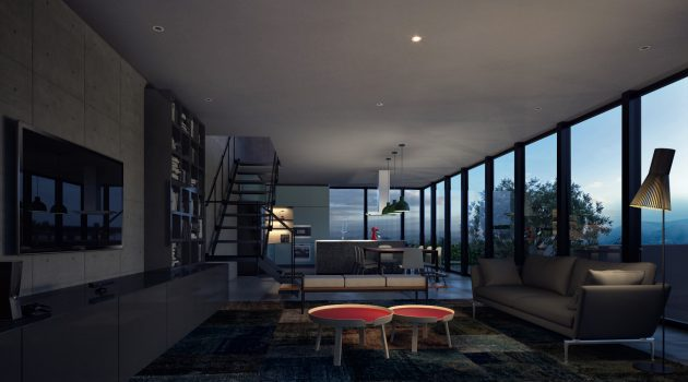 modern-house-twotones-of-steel-and-wood-3