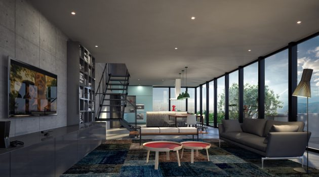 modern-house-twotones-of-steel-and-wood-4