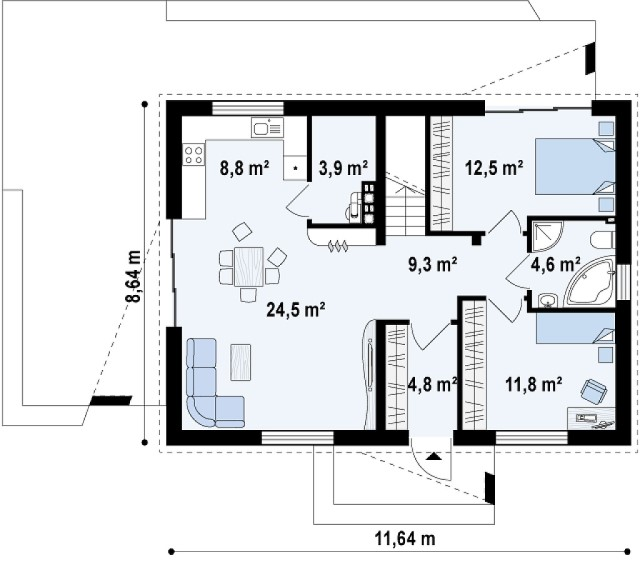 simple-house-small-size-with-2bedrooms-1