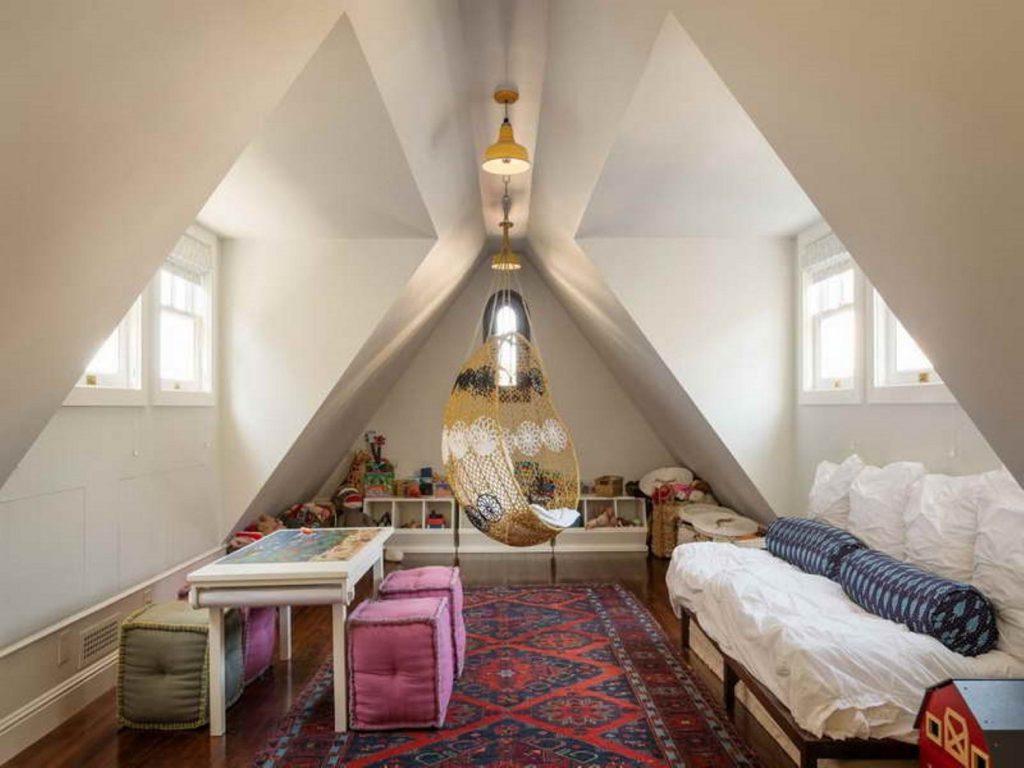 small-attic-bedroom-decorating-ideas