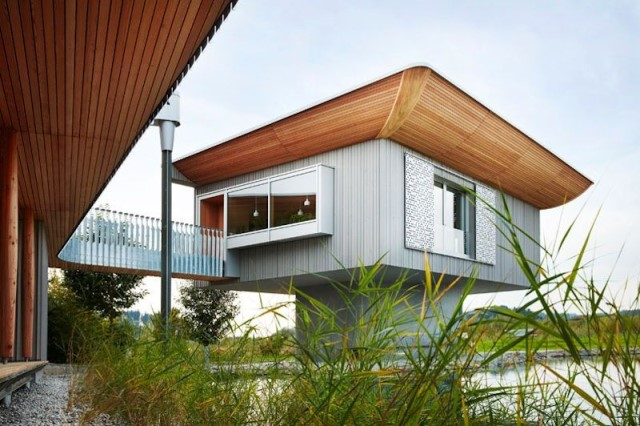 two-story-house-on-stilts-modern-style-1
