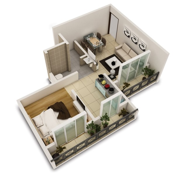 extra-small-one-bedroom