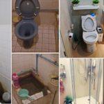 Review : รีโนเวทห้องน้ำเก่า ให้สวยทันสมัย น่าใช้ น่านั่ง น่าอาบ
