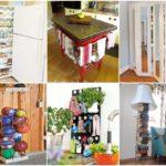 34 ไอเดีย DIY ของใช้ภายในบ้าน เพิ่มความงาม เพิ่มการใช้งาน ในงบประมาณที่ประหยัด
