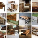 รวมเฟอร์นิเจอร์จากงานไม้ 77 ไอเดีย สร้างสรรค์ของใช้ของโชว์ภายในบ้าน สไตล์วินเทจ