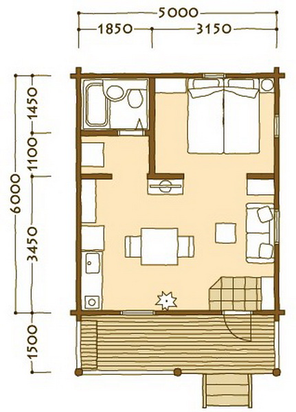 1-bedroom-1-bath-small-red-cottage-2