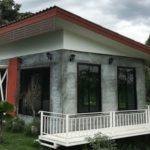 บ้านปูนเปลือยกะทัดรัด 1 – 2 ห้อง เหมาะทำเป็นร้านกาแฟ หรือรีสอร์ทขนา่ดเล็ก