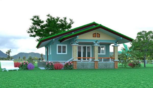 1-storey-contemporary-double-gable-house-1