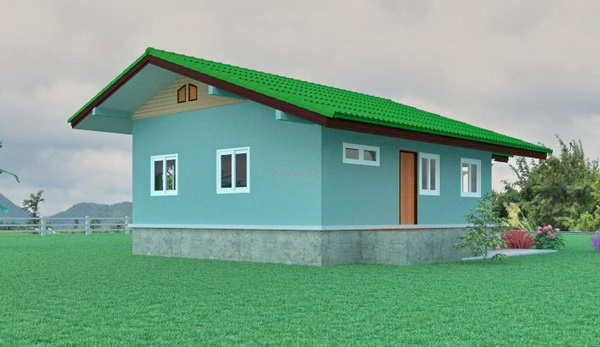 1-storey-contemporary-double-gable-house-3