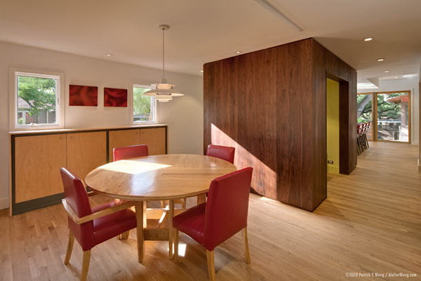 916 West Monroe & South 5th Street renovation by Stuart Sampley Design Studio
