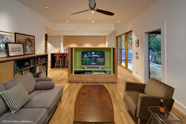 916 West Monroe & South 5th Street renovation by Stuart Sampley Design Studio