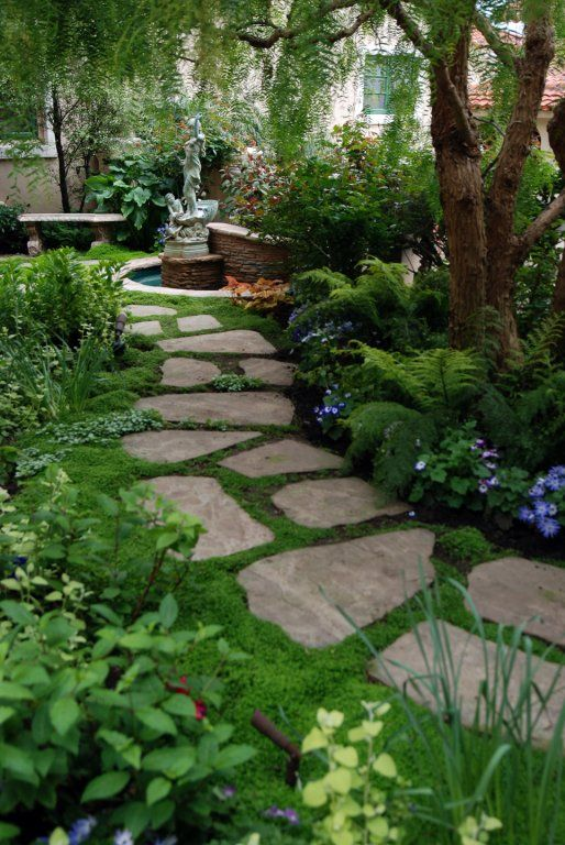 15-texture-ideas-for-garden-pathway-7