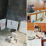 Review : ต่อเติมห้องครัวหลังทาวน์เฮาส์ แบบจ้างช่างรายวัน ค่าแรงไม่ถึง 2 หมื่น