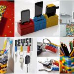 """37 ไอเดีย DIY """"เลโก้"""" เพื่อการใช้งานภายในบ้านที่ง่ายขึ้น แถมมีสีสัน ความสวยงาม แปลกตา ไม่ซ้ำใคร"""
