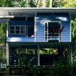 บ้านทรงใต้ถุนกลางป่าธรรมชาติ โปร่งโล่งอยู่สบาย สไตล์บ้านพักตากอากาศ