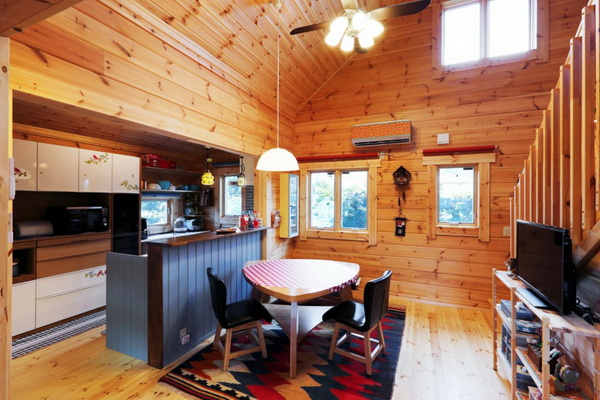 2-storey-traditional-country-log-cabin-house5