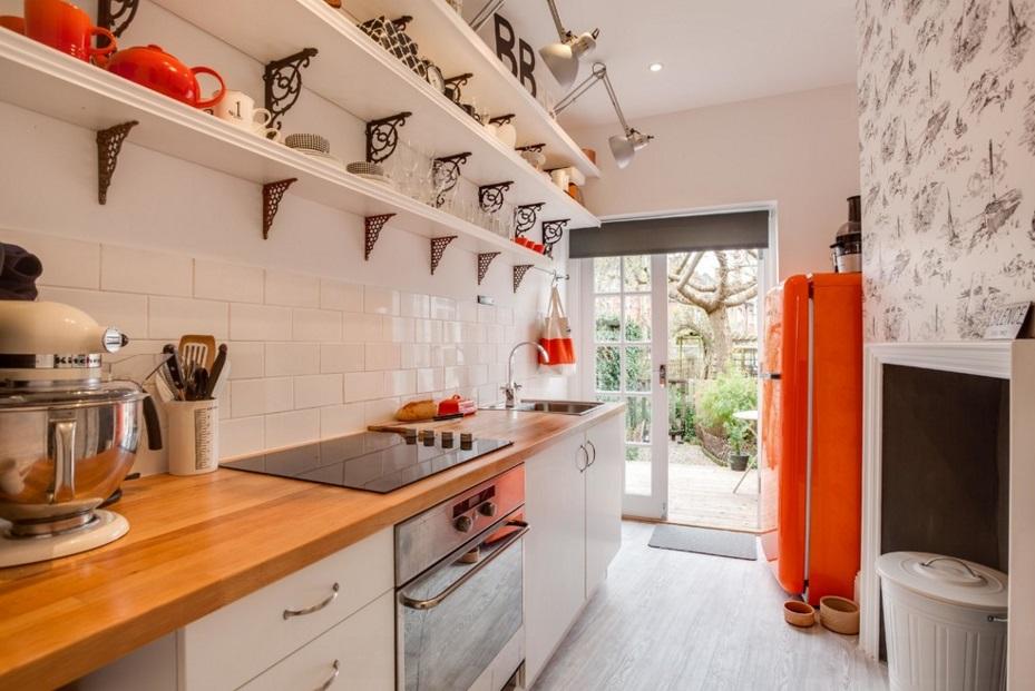 eclectic kitchen designs 15