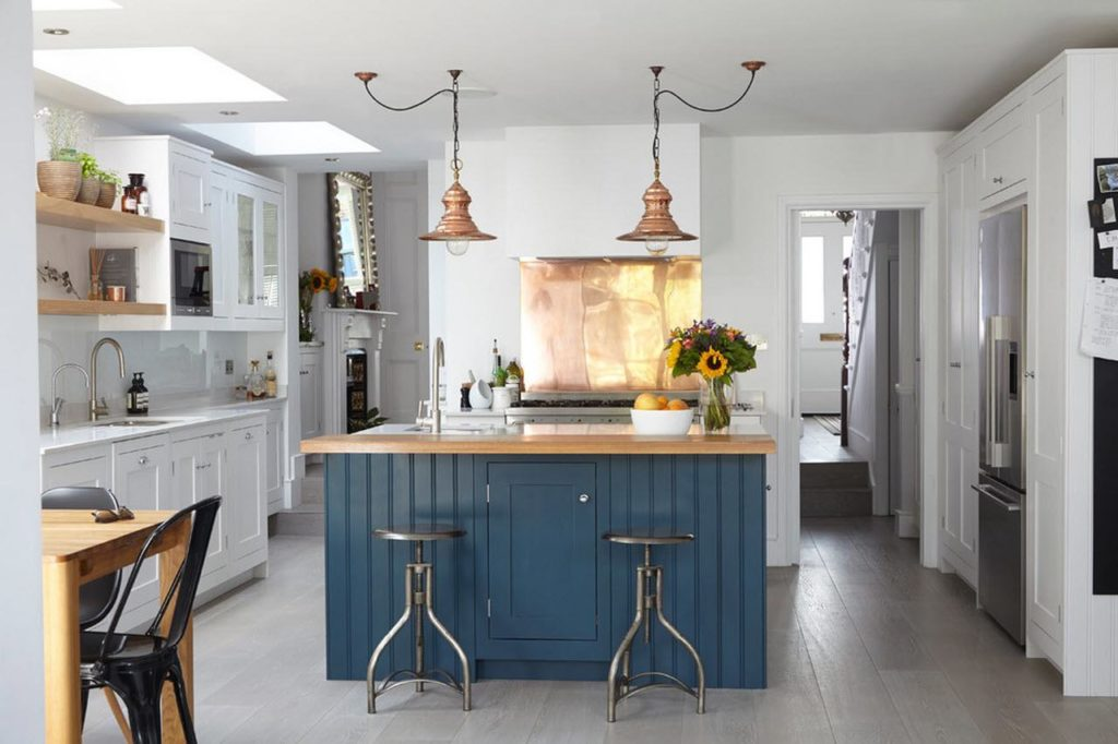 eclectic kitchen designs 23