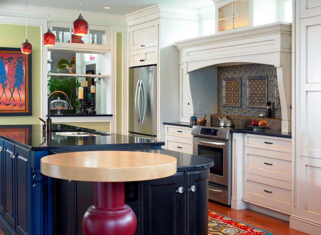 eclectic kitchen designs 30