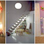26 บ้านเล็กใต้บันได ไอเดียเพื่อจินตนาการสำหรับเด็ก เปลี่ยนบ้านเป็นสนามเด็กเล่น ไปในตัว