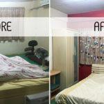 Review : รีโนเวทห้องนอนเก่า ให้สวยใหม่ไฮไลกว่าเดิม แถมดูกว้างโล่ง เป็นสัดส่วนยิ่งขึ้น