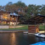 บ้านสวนริมทะเล ออกแบบให้มีความโปร่ง โล่ง อารมณ์การพักผ่อนแบบรีสอร์ท ที่พักเชิงธรรมชาติ