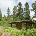 บ้านน้อยกลางป่า 1 ห้องนอนแบบรีสอร์ทขนาดเล็ก รองรับการใช้ชีวิตแบบสันโดษ และอิงแอบธรรมชาติ
