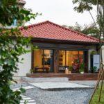 บ้านเดี่ยวร่วมสมัย 3 ห้องนอน 2 ห้องน้ำ ตกแต่งภายในสไตล์ญี่ปุ่นสมัยใหม่