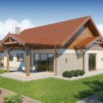บ้านร่วมสมัย ออกแบบเรียบง่าย สบายตา อยู่สบาย 3 ห้องนอน 3 ห้องน้ำ